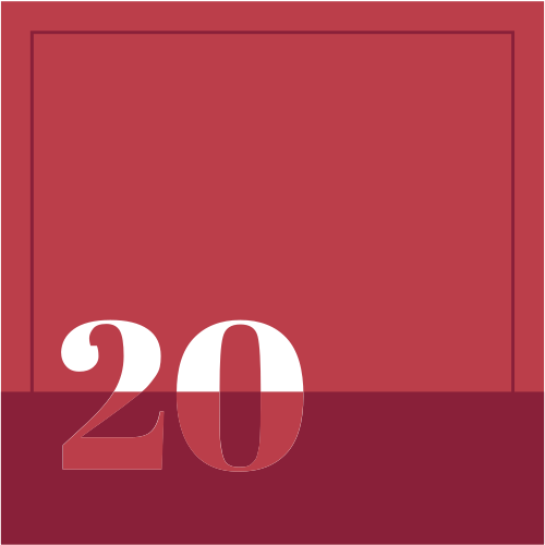 door-Tag 20