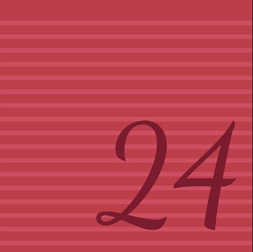 door-Tag 24